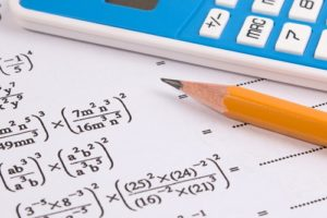 SAT math test training